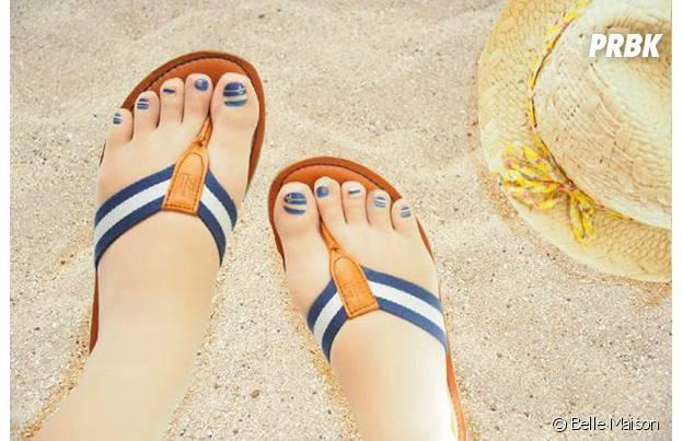 Des couleurs parfaites pour l'été