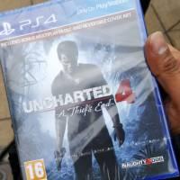 Uncharted 4 : le jeu est en vente deux semaines avant sa sortie officielle !