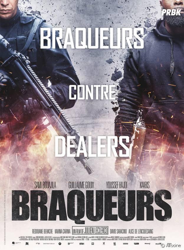 Les Braqueurs - Affiche du Film