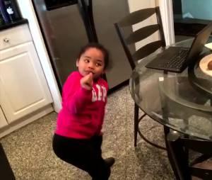 Cette petite fille danse sur du Beyoncé et devient la nouvelle star du web