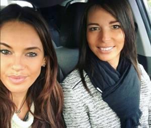 Vanessa Lawrens a elle aussi voulu montrer sa soeur.