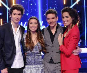 """Les finalistes de """"Nouvelle Star"""""""