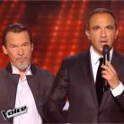 Nikos Aliagas rend hommage à Grégory Lemarchal dans The Voice le 30 avril 2016 sur TF1