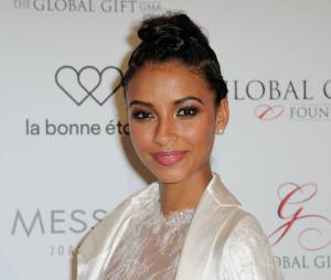 Flora Coquerel au Global Gift Gala le 9 mai 2016 à Paris