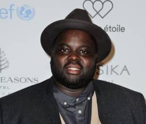 Issa Doumbia au Global Gift Gala le 9 mai 2016 à Paris