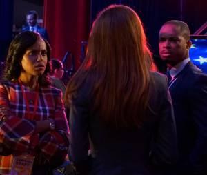 Scandal saison 5, épisode 21 : Olivia (Kerry Washington) inquiète sur une photo