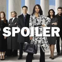 Scandal saison 5 : une fin inattendue dans l'épisode 21 ?