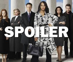 Scandal saison 5 : une fin inattendue pour l'épisode 21 ?