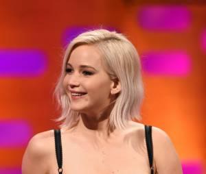 Jennifer Lawrence raconte son plus gros moment de honte au Graham Norton Show