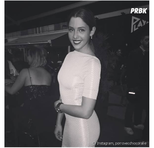 Coralie Porrovecchio au Festival de Cannes 2016
