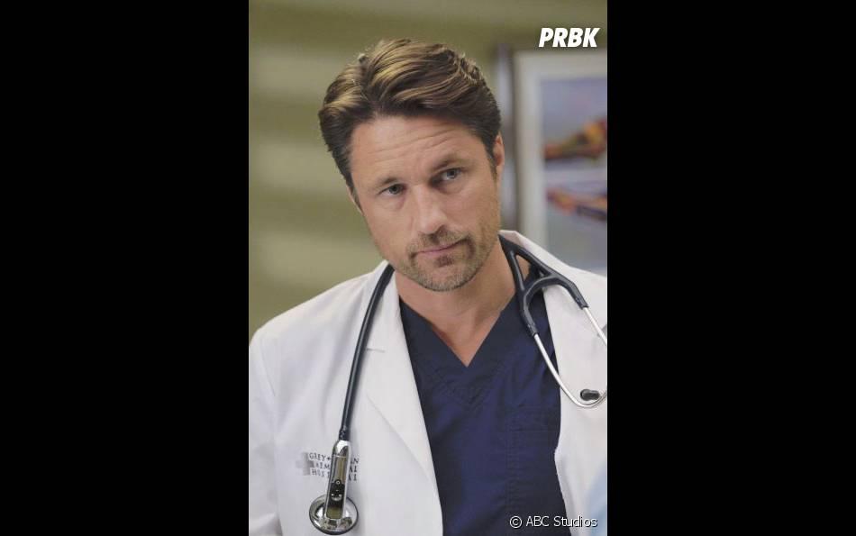 Grey's Anatomy saison 12 : Riggs bientôt en couple avec Meredith ?