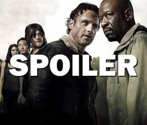 The Walking Dead saison 7 : premiers indices sur les personnages hors de danger