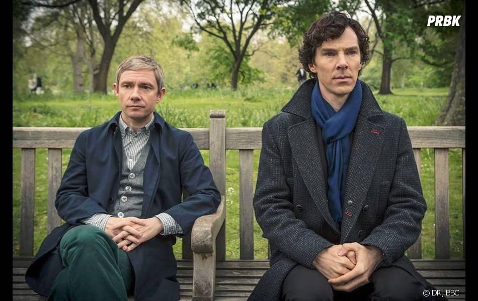 Sherlock : une saison 4 très spéciale