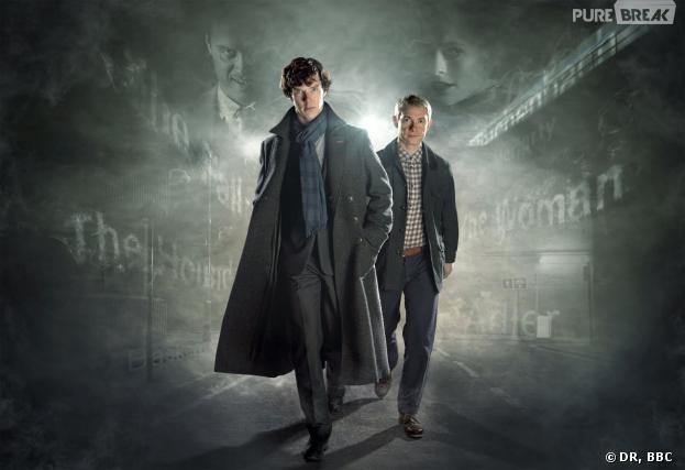 Sherlock saison 4 : pas de retour avant 2017 ?