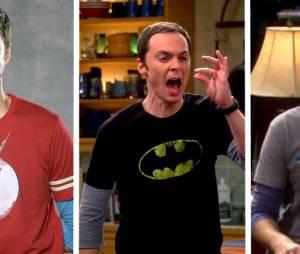 The Big Bang Theory : découvrez tous les t-shirts de Sheldon Cooper