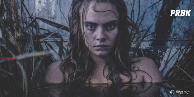Cara Delevingne en Enchantress pour Suicide Squad