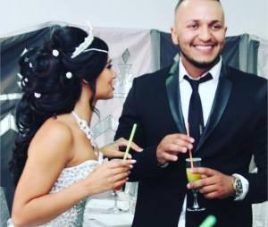 Jessica Da Silva (Les Anges 7) et son mari Zack