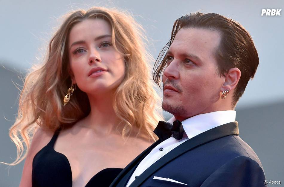 Amber Heard a demandé le divorce à Johnny Depp
