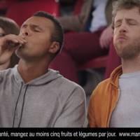Jo Wilfried Tsonga énervé : pas de blagues sur sa pub Kinder Bueno à Roland Garros 2016