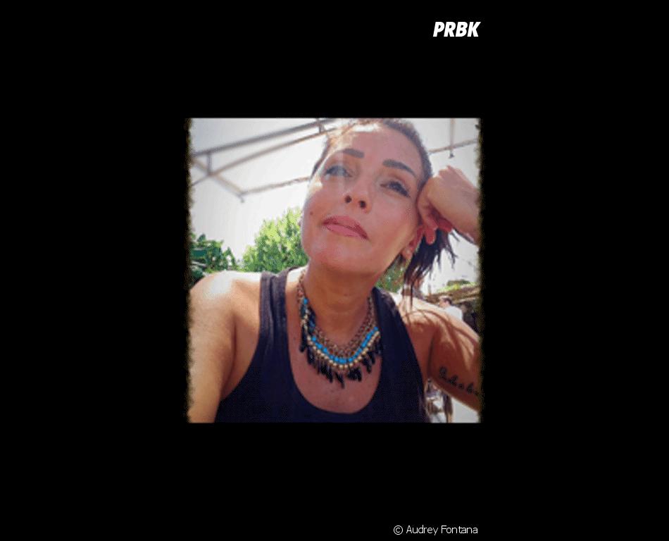 Audrey Fontana assume son shooting photo sexy pour Entrevue