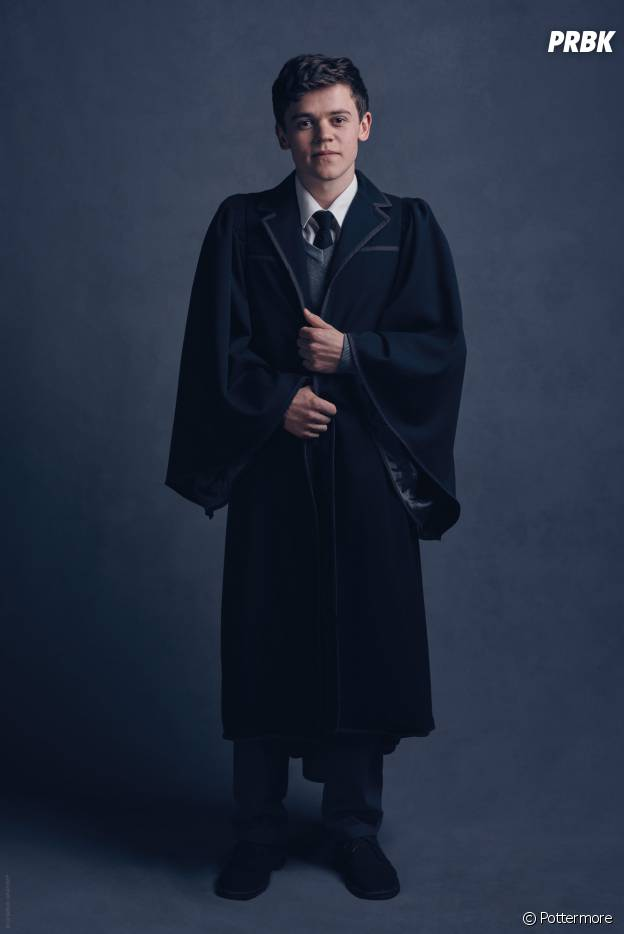Harry Potter and the Cursed Child : Sam Clemmett joue Albus