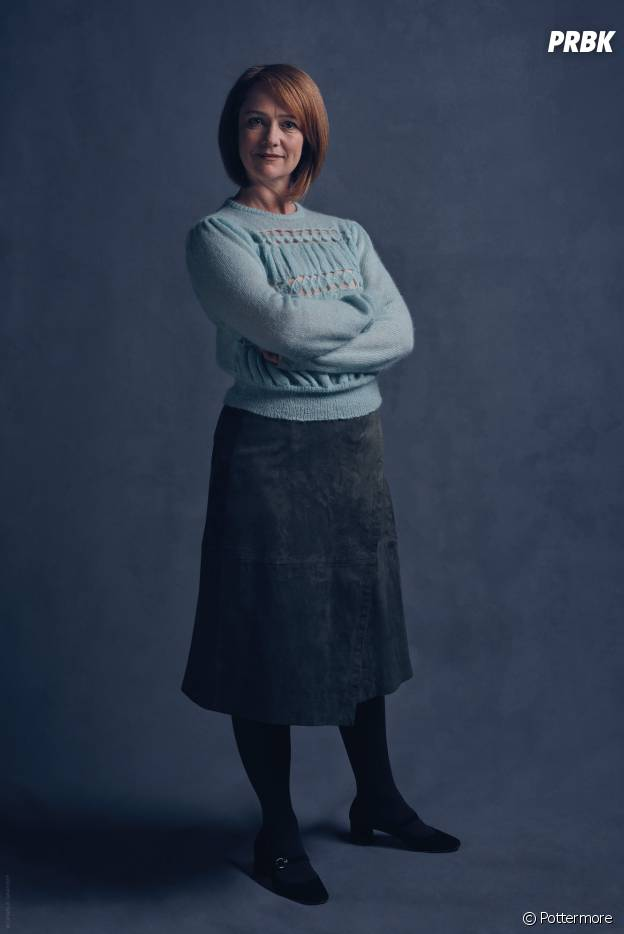 Harry Potter and the Cursed Child : Poppy Miller joue Ginny