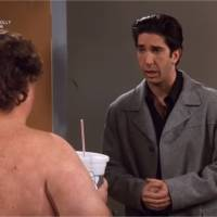 """Friends : on sait enfin à quoi ressemble le """"gros tout nu"""""""