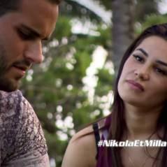 Nikola Lozina et Milla Jasmine (Les Anges 8) : déclarations d'amour sur Twitter ?
