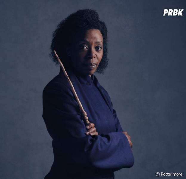 Harry Potter : J.K. Rowling défend Noma Dumezweni, la nouvelle Hermione