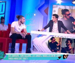 Tarek Benattia parle de sa réconciliation avec Thomas Vergara dans Le Mad Mag
