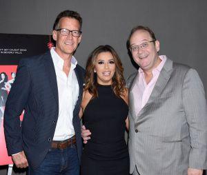 James Denton retrouve Eva Longoria et Marc Cherry à l'avant-première de la saison 4 de Devious Maids le 2 juin 2016
