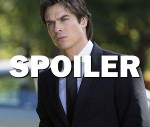 The Vampire Diaries saison 8 : Damon va-t-il mourir ?
