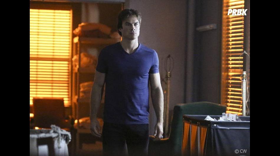 The Vampire Diaries saison 8 : Damon bientôt mort ?