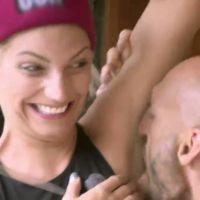 Nikola Lozina (Les Anges 8) se met tout nu 🍑, Jeff lèche les aisselles de Nadège Lacroix