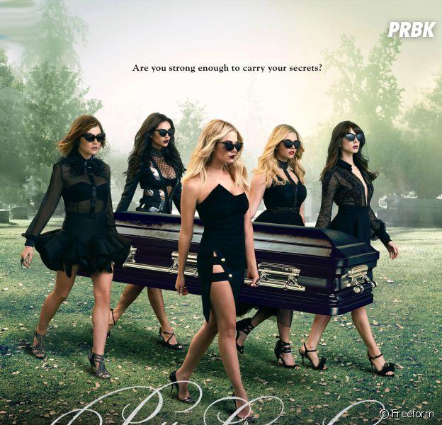 Pretty Little Liars saison 7 : bientôt la fin pour la série ? L'annonce qui sème le doute