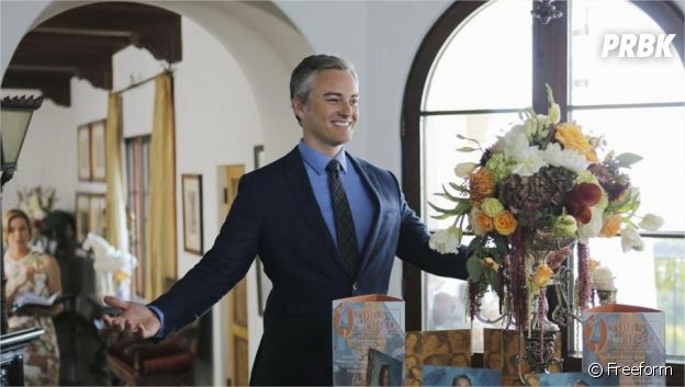 Kerr Smith (Dawson) dans The Fosters