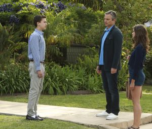 Kerr Smith (Dawson) dans The Fosters