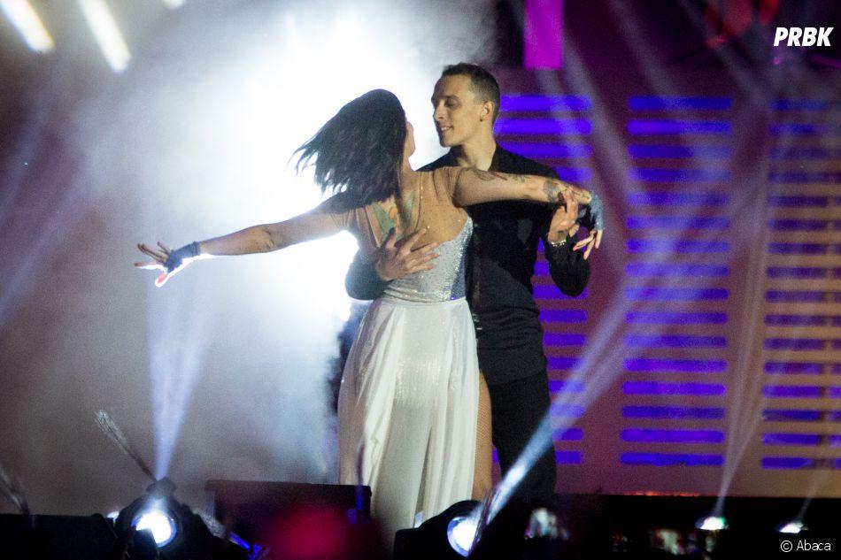 Alizee et Gregoire Lyonnet se sont rencontrés sur le plateau de Danse avec les Stars 4