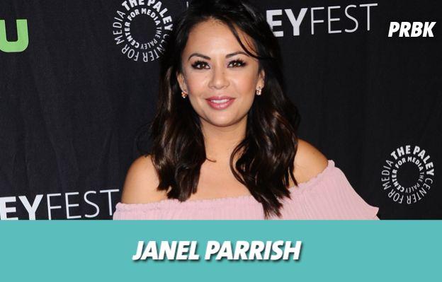 Pretty Little Liars saison 7 : Janel Parrish en couple ou célibataire ?