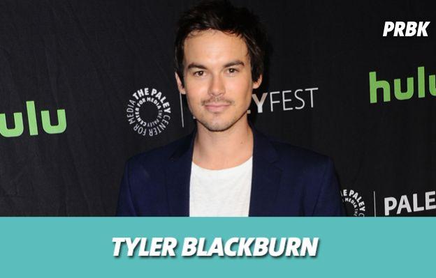 Pretty Little Liars saison 7 : Tyler Blackburn en couple ou célibataire ?