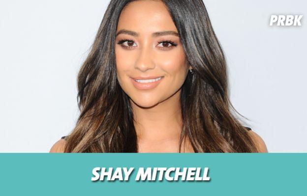 Pretty Little Liars saison 7 : Shay Mitchell en couple ou célibataire ?