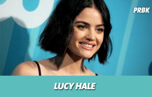 Pretty Little Liars saison 7 : Lucy Hale en couple ou célibataire ?