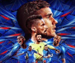 Euro 2016 : découvrez les meilleurs fanarts sur Instagram