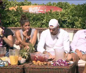 Mélanie Da Cruz et Raphaël Pépin se réconcilient dans le dernier épisode des Anges 8