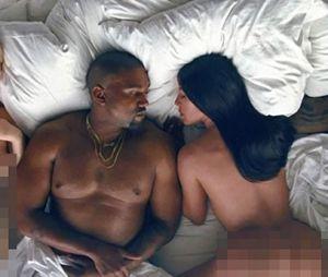 """""""Famous"""", le nouveau clip de Kanye West"""