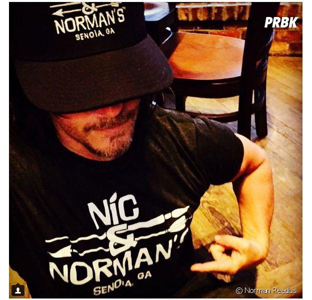 The Walking Dead : Norman Reedus se lance dans un nouveau projet