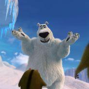 Omar Sy devient un ours polaire dans le film Norm