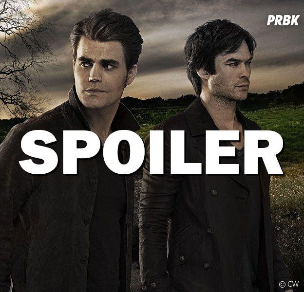 The Vampire Diaries saison 8 : une copine en approche pour Alaric ?