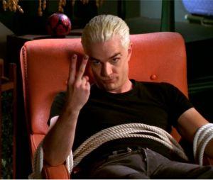 Buffy : Spike aurait pu ne jamais être blond