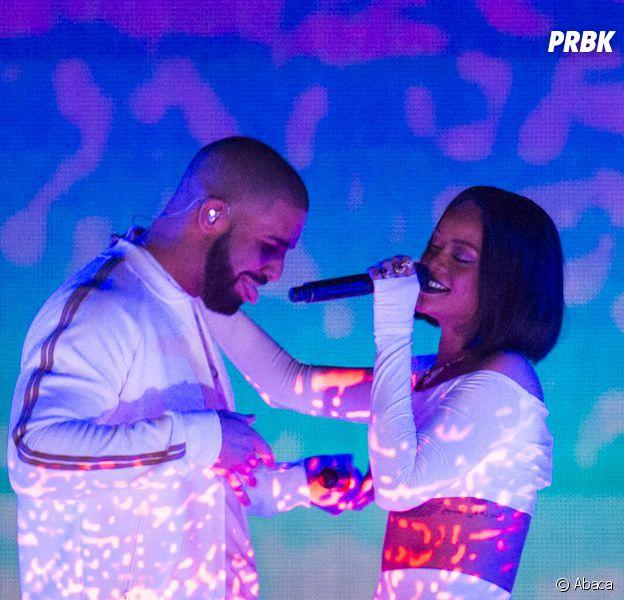 Rihanna et Drake toujours en couple !